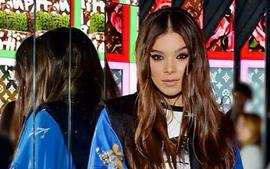 Hailee Steinfeld, Jaden Smith, Orlando Bloom, Millie Bobby Brown And More Attend Louis Vuitton X Opening