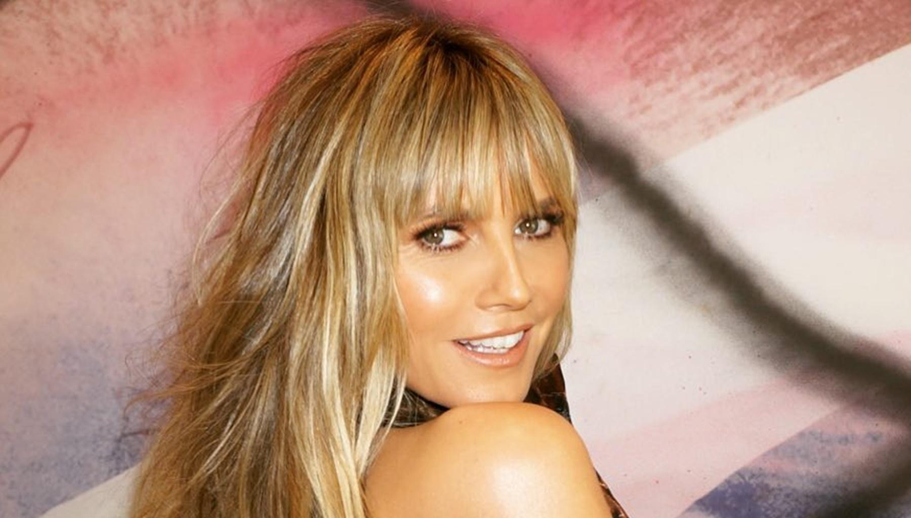 Heidi Klum Is Doing 'Too Much' With New Revealing Video According To Some Fans -- Did Tom Kaulitz's Partner Go Too Far?