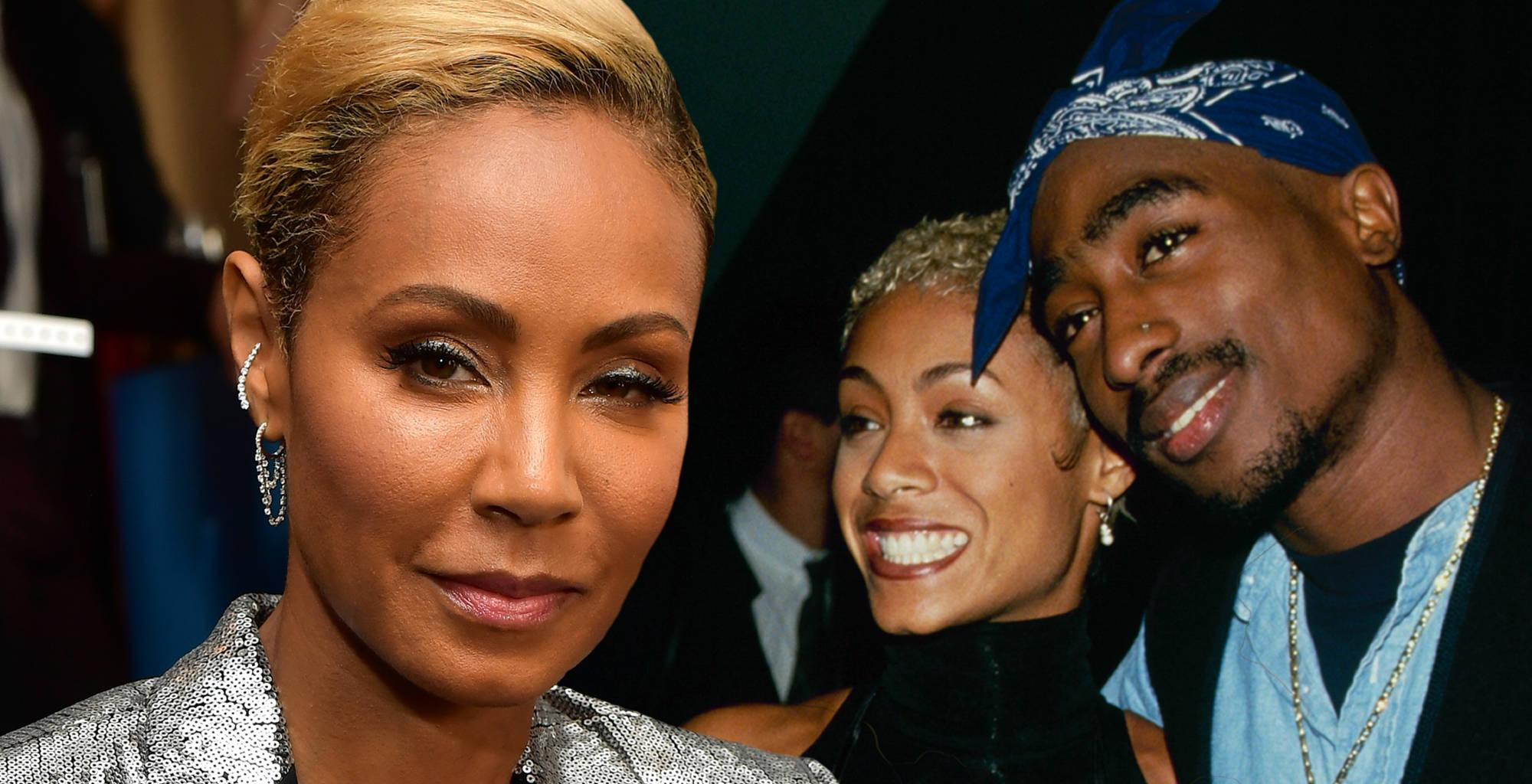 Jada Pinkett Smith Talks Red Table Talk And Admits She Thinks About Tupac Every Single Day