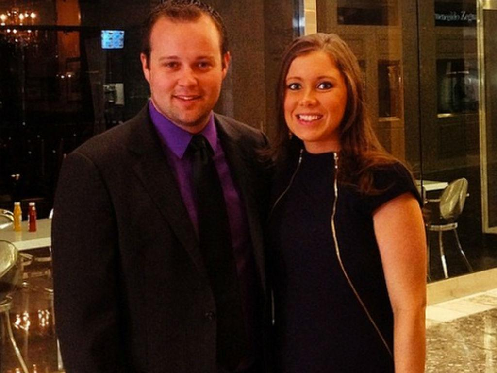Josh and Anna Duggar Reveal Gender Of Baby Number 6 With Cute Family Video