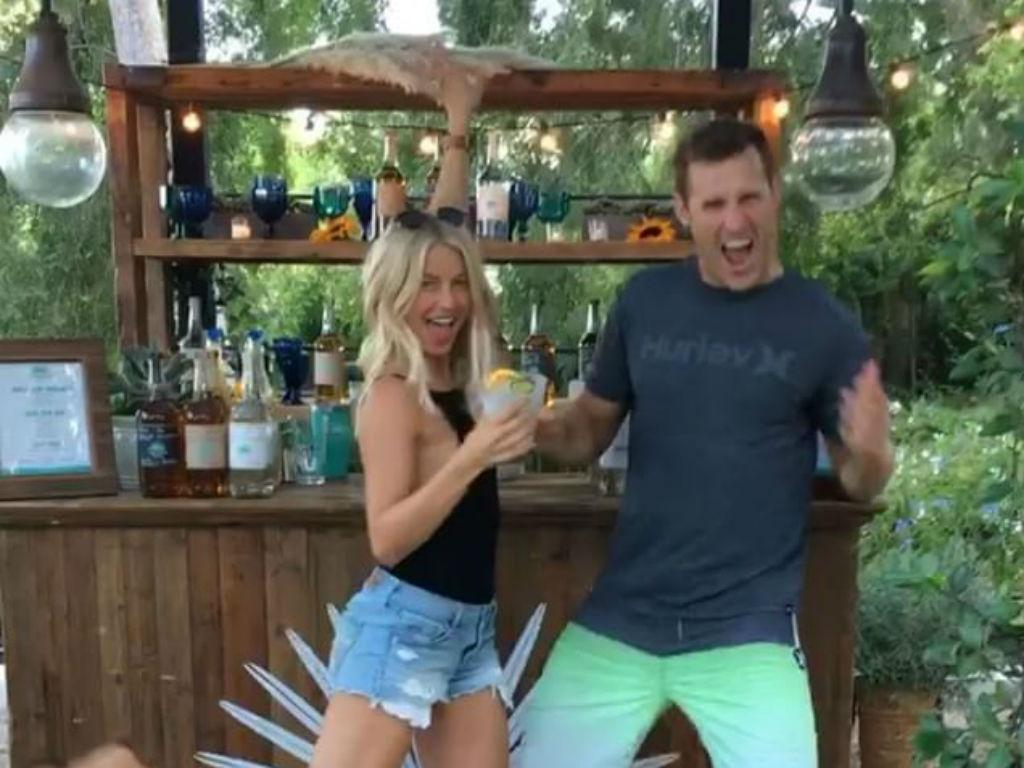 Julianne Hough's Husband Brooks Laich Reveals Couple Is 'Going Through IVF' To Start A Family