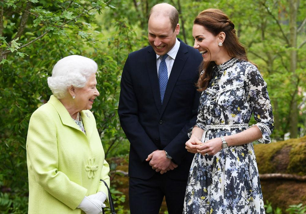 Kate Middleton And Queen Elizabeth Do Not Have 'An Intimate Relationship'