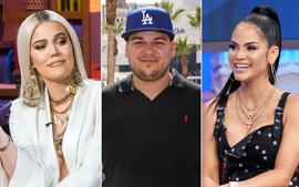 KUWK: Rob Kardashian Wishes Sister Khloe Minded Her Own Business After Calling Him Out For Flirting With Natti Natasha