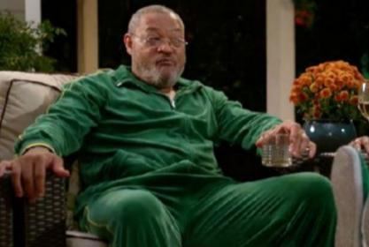 Laurence Fishburne To Get A Star On Hollywood's Walk Of Fame