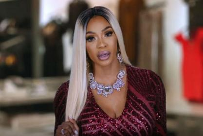 Love & Hip Hop's Pooh Hicks 'Yes I Dated Queen Latifah And Give My Husband Threesomes For Valentine's Day'