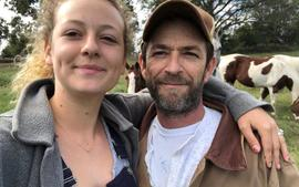 Luke Perry's Daughter Sophie Reveals The Riverdale Cast Members Have Been 'So Supportive' Since Her Dad's Death