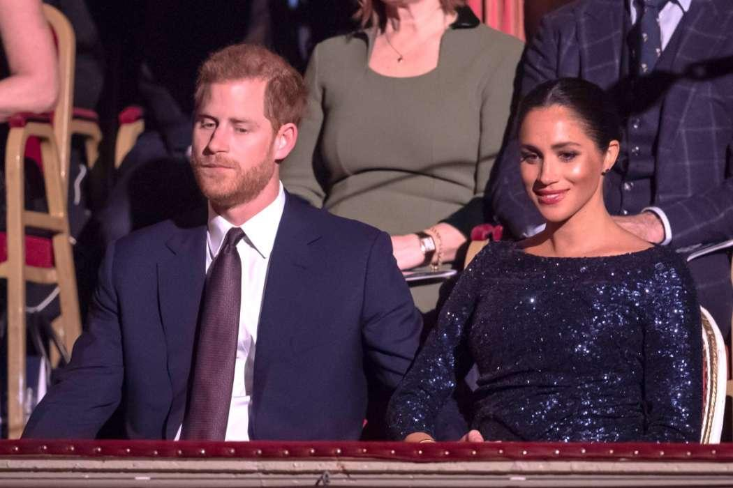 Prince Harry And Meghan Markle Hire A Third Nanny Amid Social Media Rumors That Meghan Is 'Difficult'