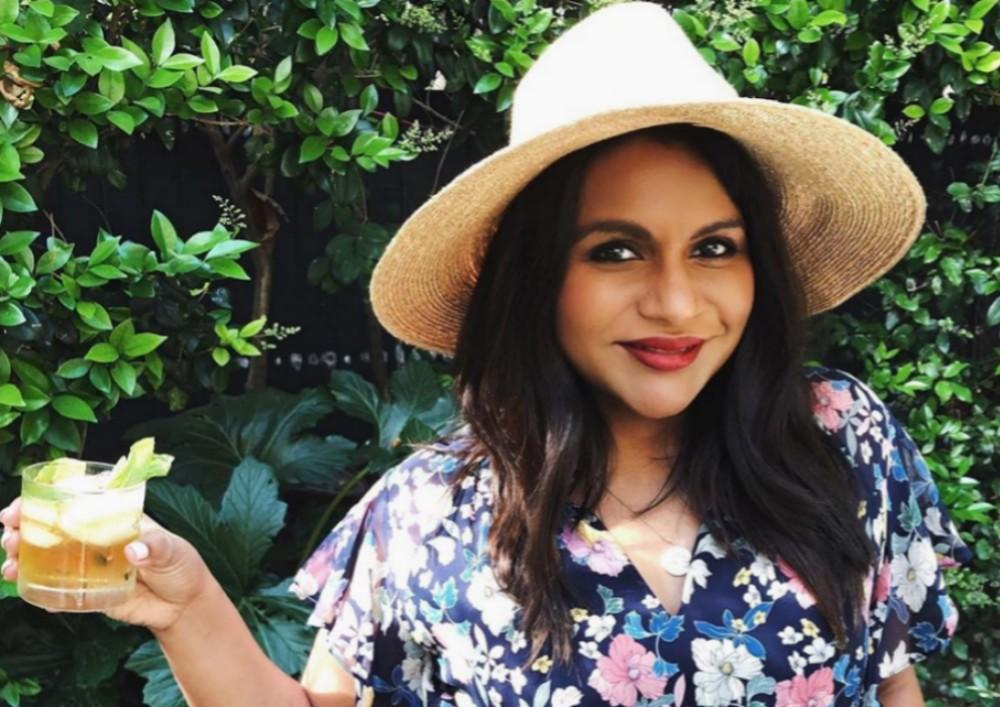 Mindy Kaling Welcomes Summer With New Viral Photos