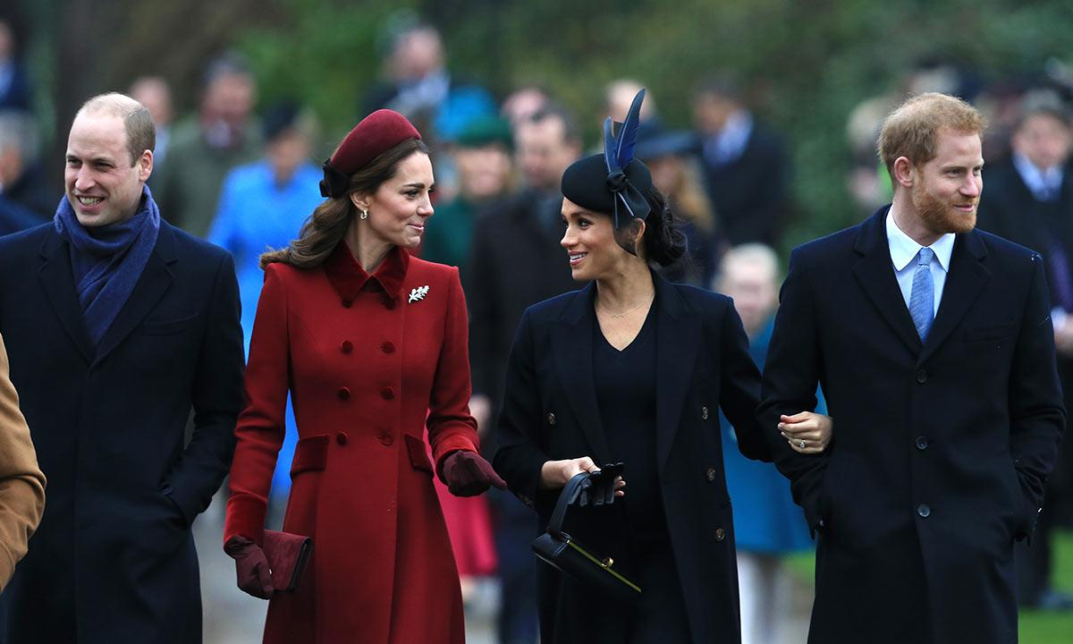 Prince Harry And Meghan Markle Barely Acknowledge Prince William's Birthday, Fueling The Feud Rumors!