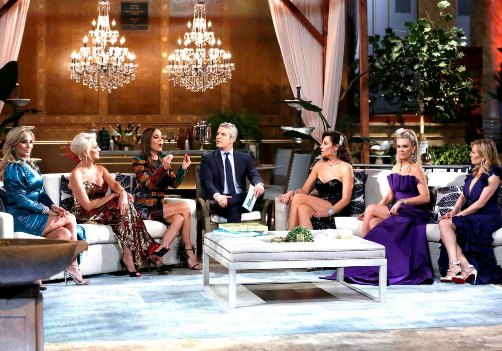 RHONY Season 11 Reunion: Who Sat Where, And Who Got Fired?