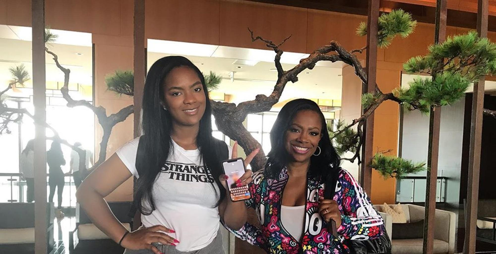 Kandi Burruss Debuts Stunning New Hairstyle In Sizzling Pictures -- Women Are Praising The Empowering Move Behind Them