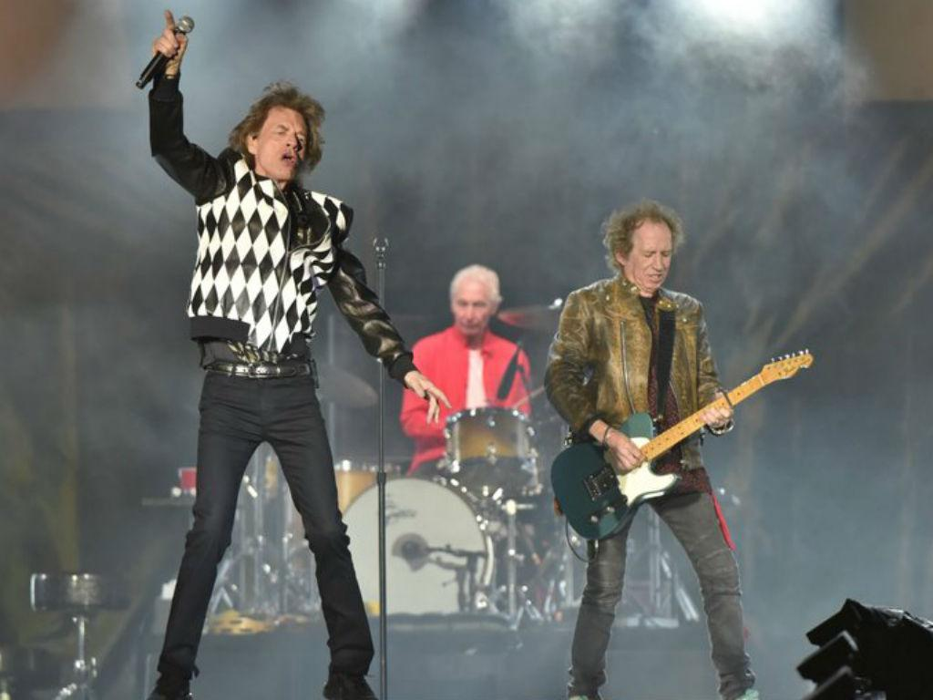 Mick Jagger Dances His Way Through Rolling Stones Tour Opener Months After Heart Surgery
