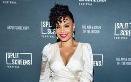 Sanaa Lathan Bares All In Sheer Catwoman Suit -- Fans Are Asking Her To Have Mercy On Them After Seeing The Pictures
