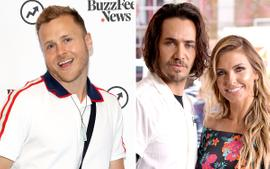 Audrina Patridge's Ex Fires Back At Spencer Pratt For Making 'Vile And Disgusting' Comment About Justin Bobby Being Their Daughter's Actual Dad!