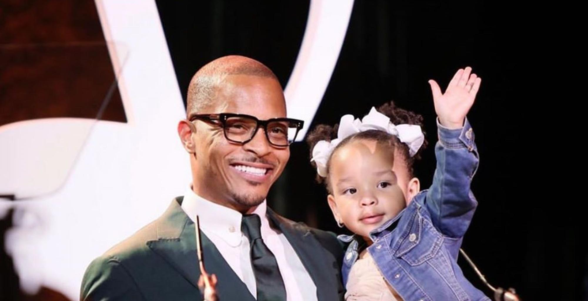 T.I.'s Daughter, Heiress, Lands Her First Big Job In Showbiz -- Tiny Harris' Child Poses In New Pictures Where She Is Compared To Raven-Symoné