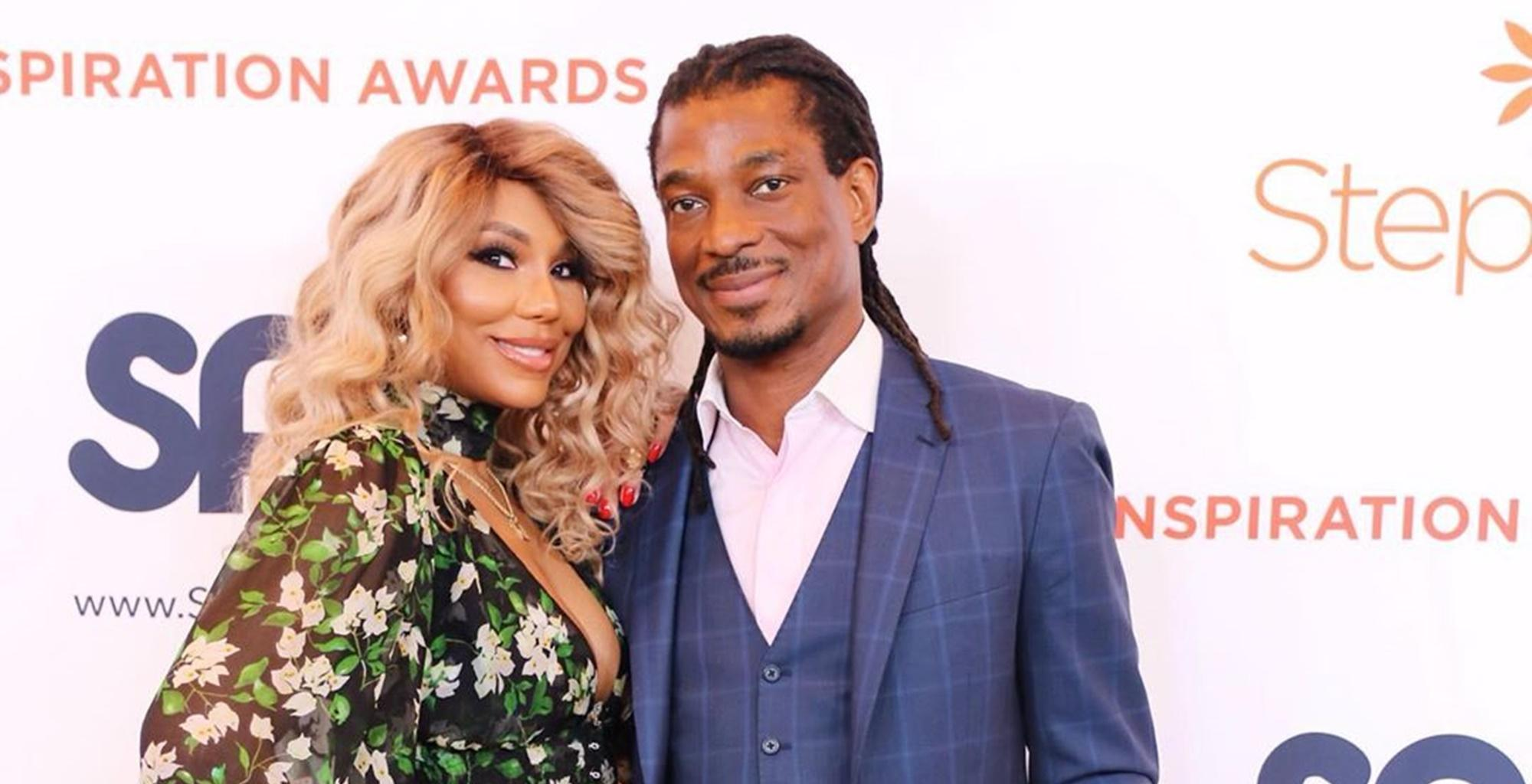 Tamar Braxton Tells David Adefeso She Wants An Engagement Ring In Sweet Anniversary Video And Hints That Divorce From Vincent Herbert Has Been Finalized