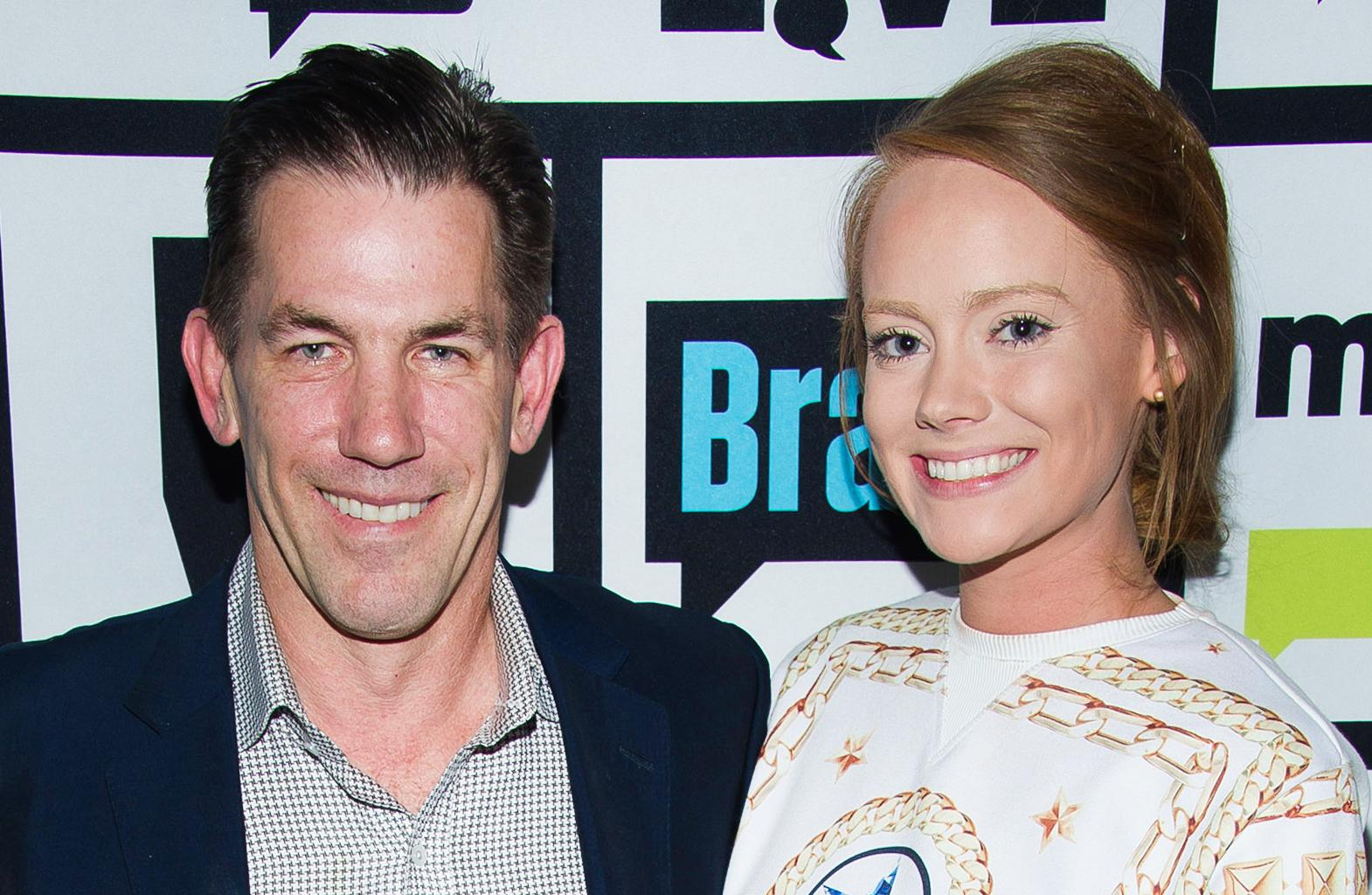 Thomas Ravenel Accuses Kathryn Dennis Of Using Rehab For A Cover Up -- Says She Had A Secretive Abortion!