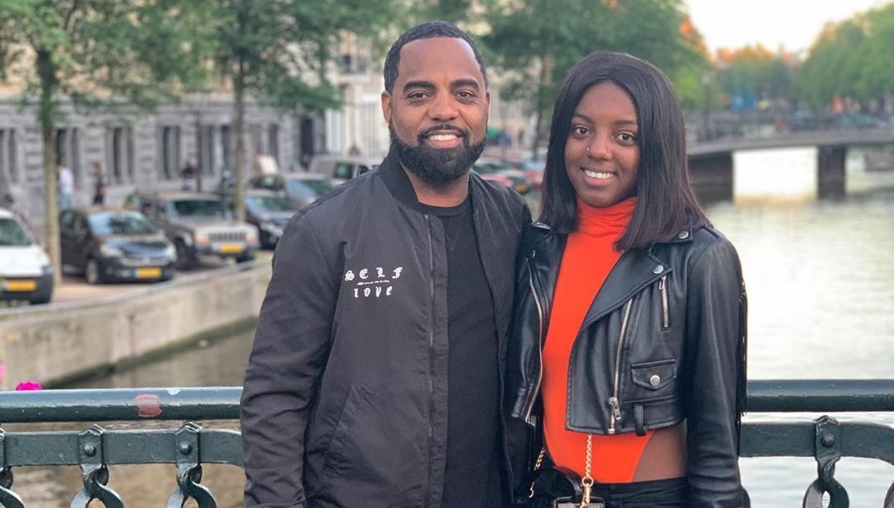 Kandi Burruss Shares Stunning And Unrecognizable Picture Of Todd Tucker's Daughter, Kaela's New Look After Getting Bullied For Not Wearing Makeup