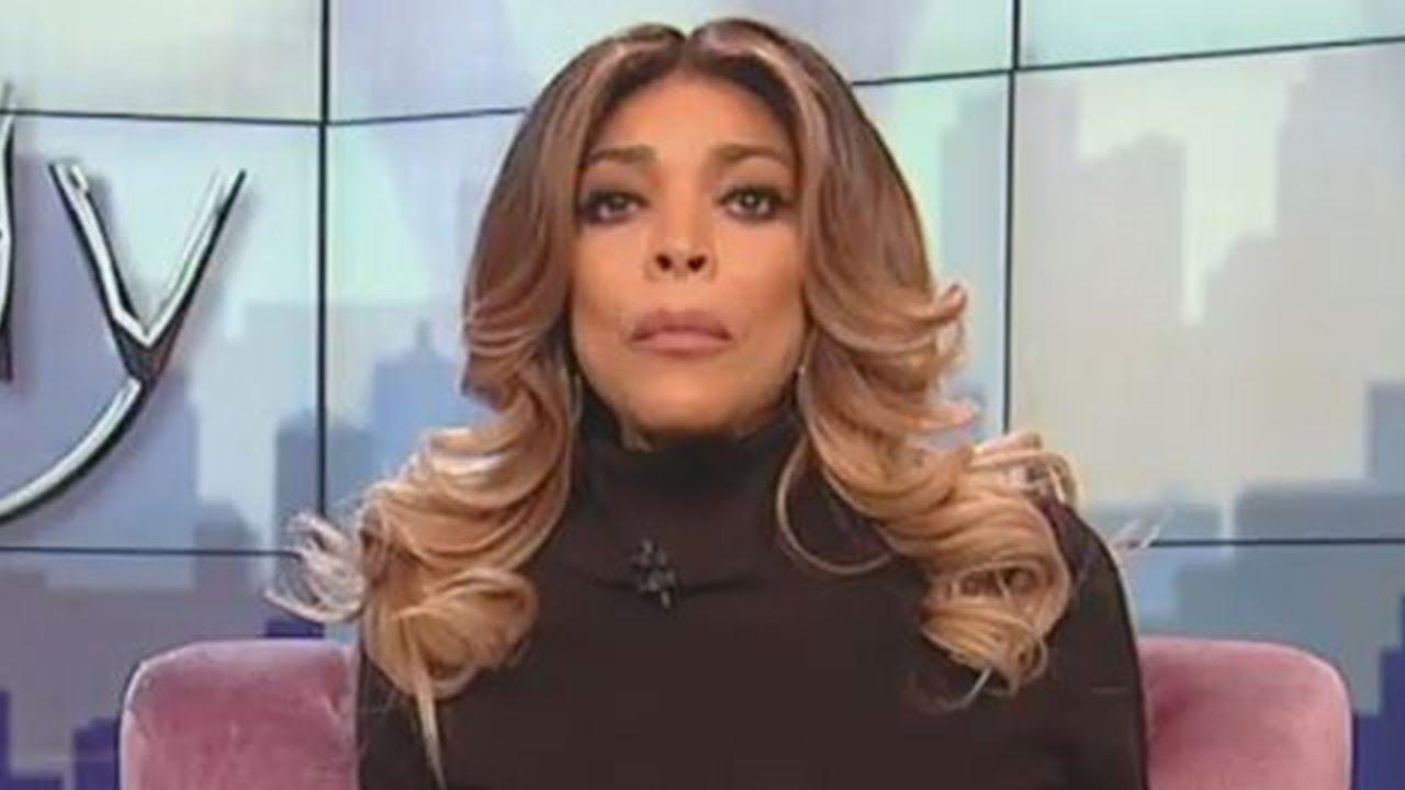 Wendy Williams Cries While Speaking On Situation With Kevin Hunter And Kevin Hunter Jr. -- Fans Worry About Her Sobriety (Video)