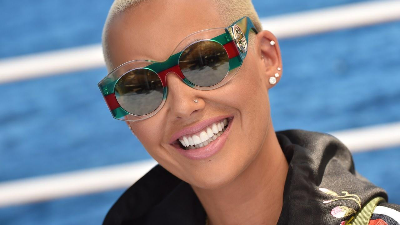 Amber Rose Praises Her Two Baby Daddies For Father's Day - Here's Her Emotional Message