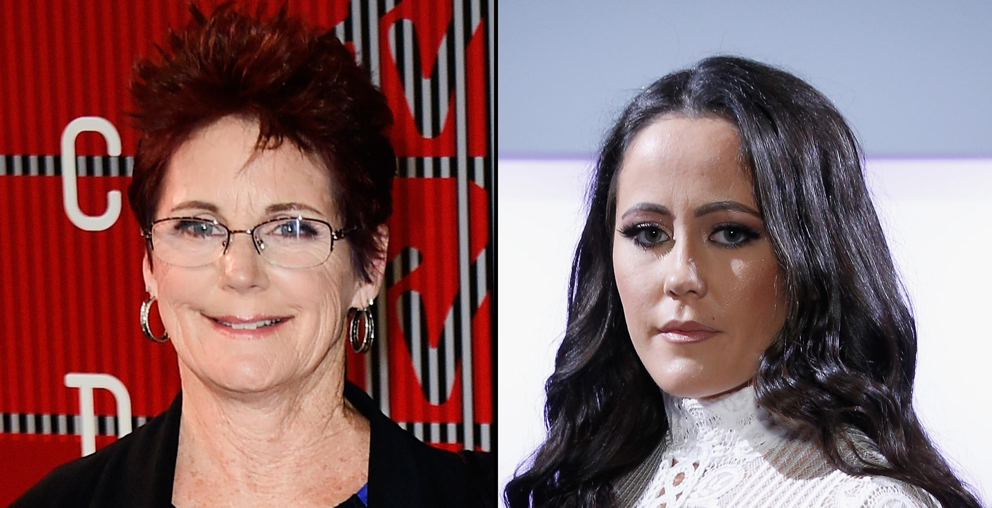 Jenelle Evans Says Her Relationship With Her Mother Barbara Is Officially 'Destroyed'