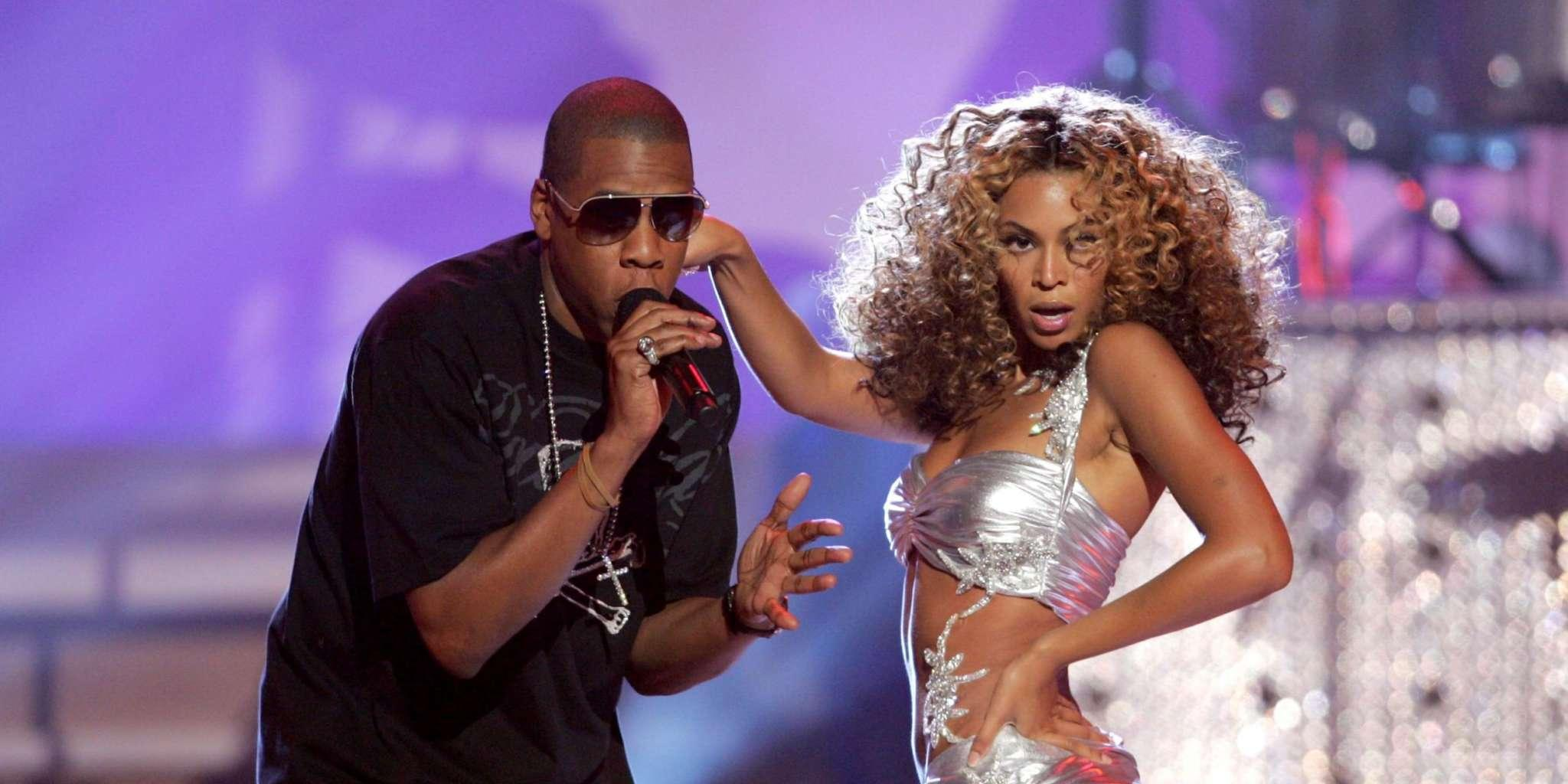 Beyonce Gets Jealous When A Woman Approaches Jay-Z And It's All Been Filmed - Check Out The Clip