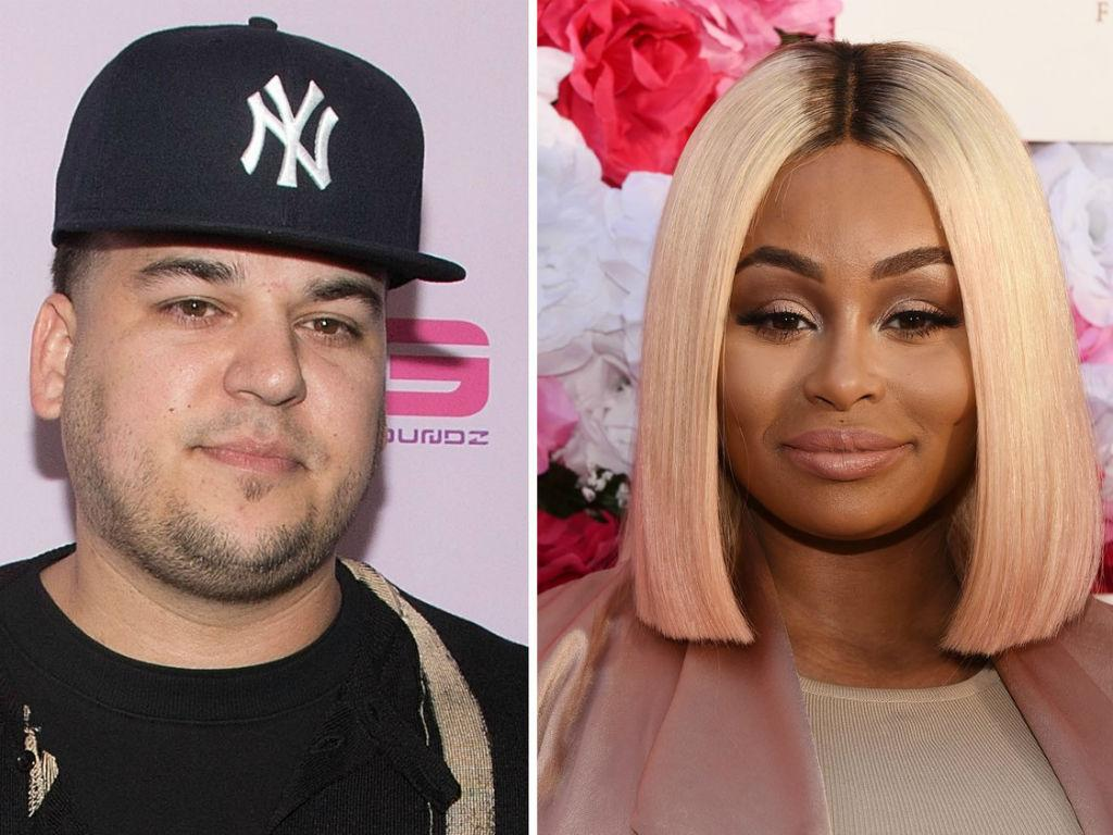 Rob Kardashian Shuts Down Blac Chyna's Request For Dream To Appear On Her New Reality Show