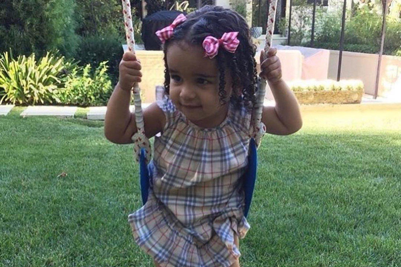 Blac Chyna's Daughter, Dream Kardashian Is Having The Best Time With Khloe's Baby Girl, True Thompson - These Two Girls Will Melt Your Heart