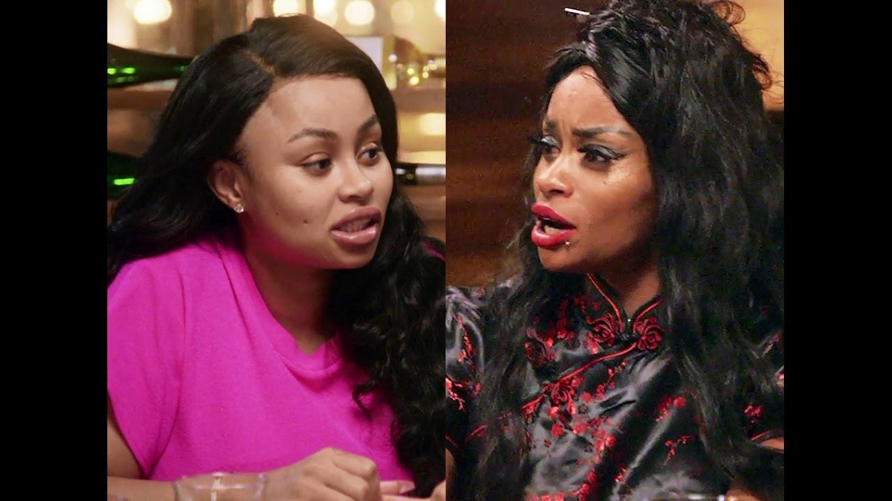 Blac Chyna's Show Will Definitely Be The Bomb - See This Shocking Scene With Her Mom, Tokyo Toni: 'The Real May Not Be Pretty'