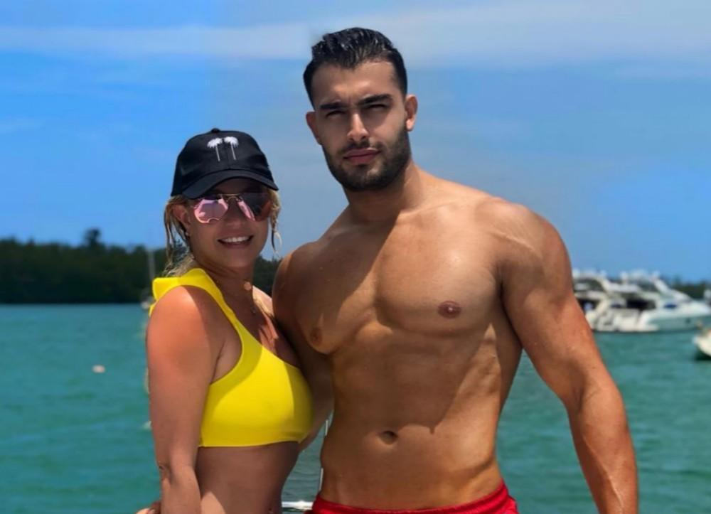 Britney Spears Rides A Jet Ski And Gets Her Hair Done — Shares Photos With Sam Asghari