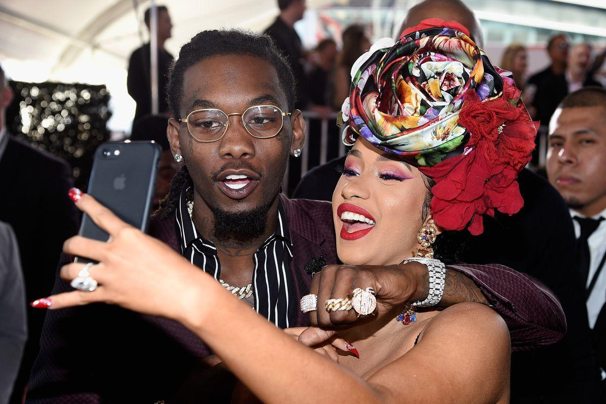 Cardi B And Offset Closer Than Ever Amid Her Legal Drama