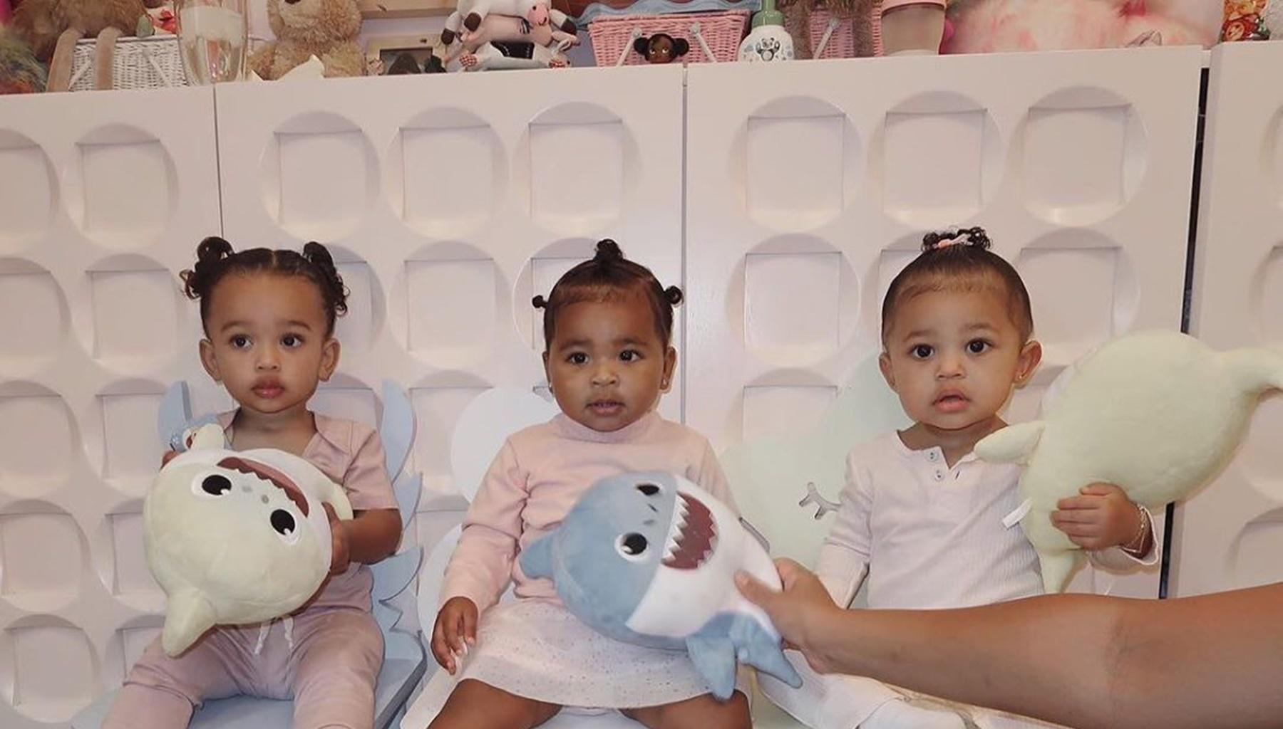 Kim Kardashian Tries To Bury Kevin Cooper's Case Backlash With Cute True Thompson, Stormi Webster, And Chicago West Picture