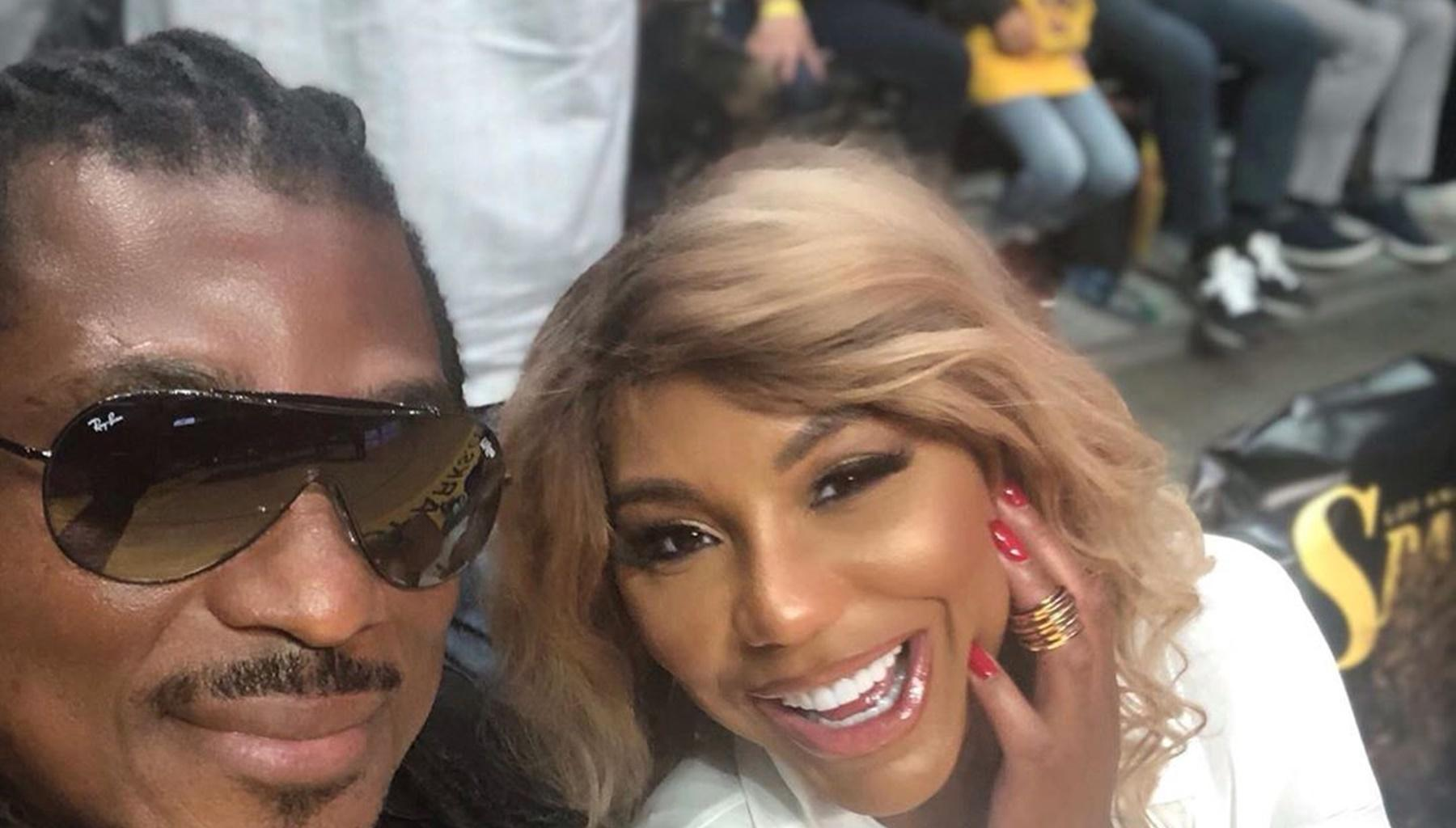 Tamar Braxton And David Adefeso's Latest Video Was Filmed In The Back Of A Car -- Will It Lead To Baby Number 2?