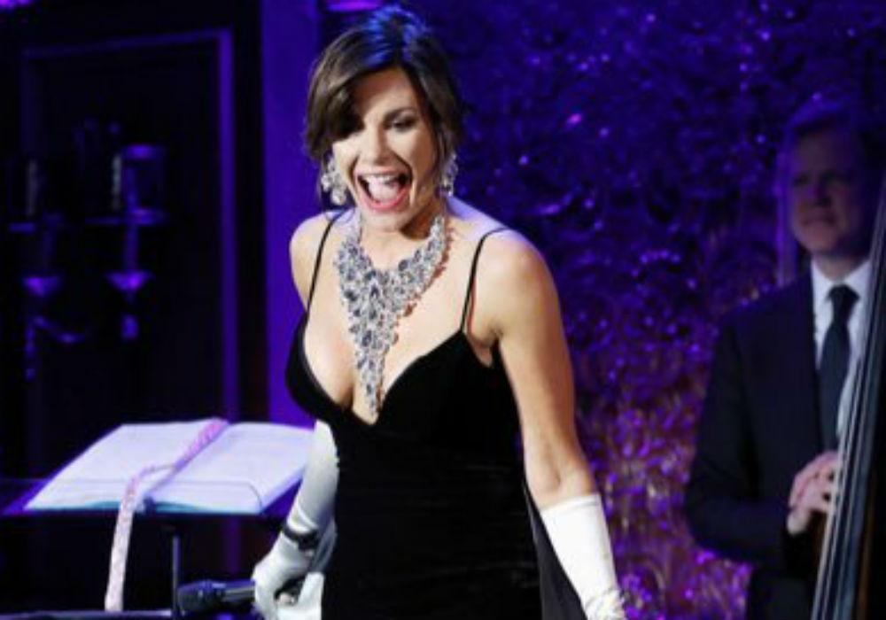 Delusional RHONY Star LuAnn De Lesseps Wants To Be The Highest Paid Housewife Ever!