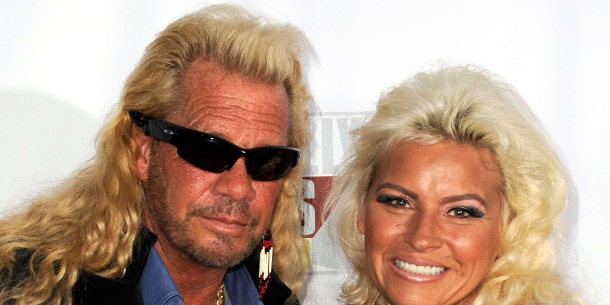 Dog The Bounty Hunter Delivers Emotional Eulogy At Beth Chapman's Hawaiian Funeral