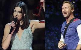 Chris Martin And Dua Lipa Caught Kissing At Music Festival - Are They Dating Only 2 Weeks After His Split From Dakota Johnson?
