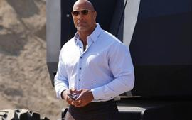 Dwayne Johnson 'The Rock' Shares Throwback Video With 'Absurdly Waxed Eyebrows' As He Prepares For The MTV Icon Generation Award