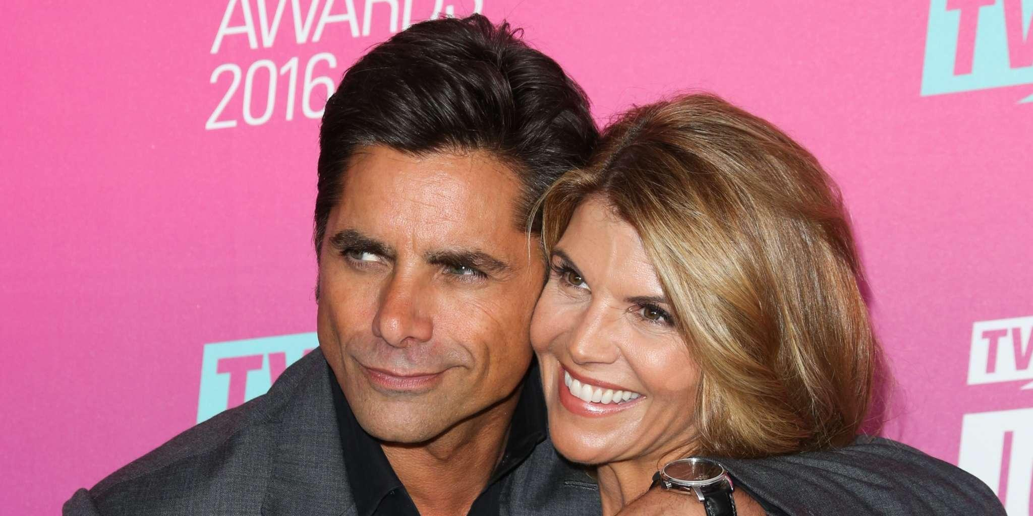 John Stamos Opens Up About The Lori Loughlin College Entrance Drama - It's A 'Difficult Situation'