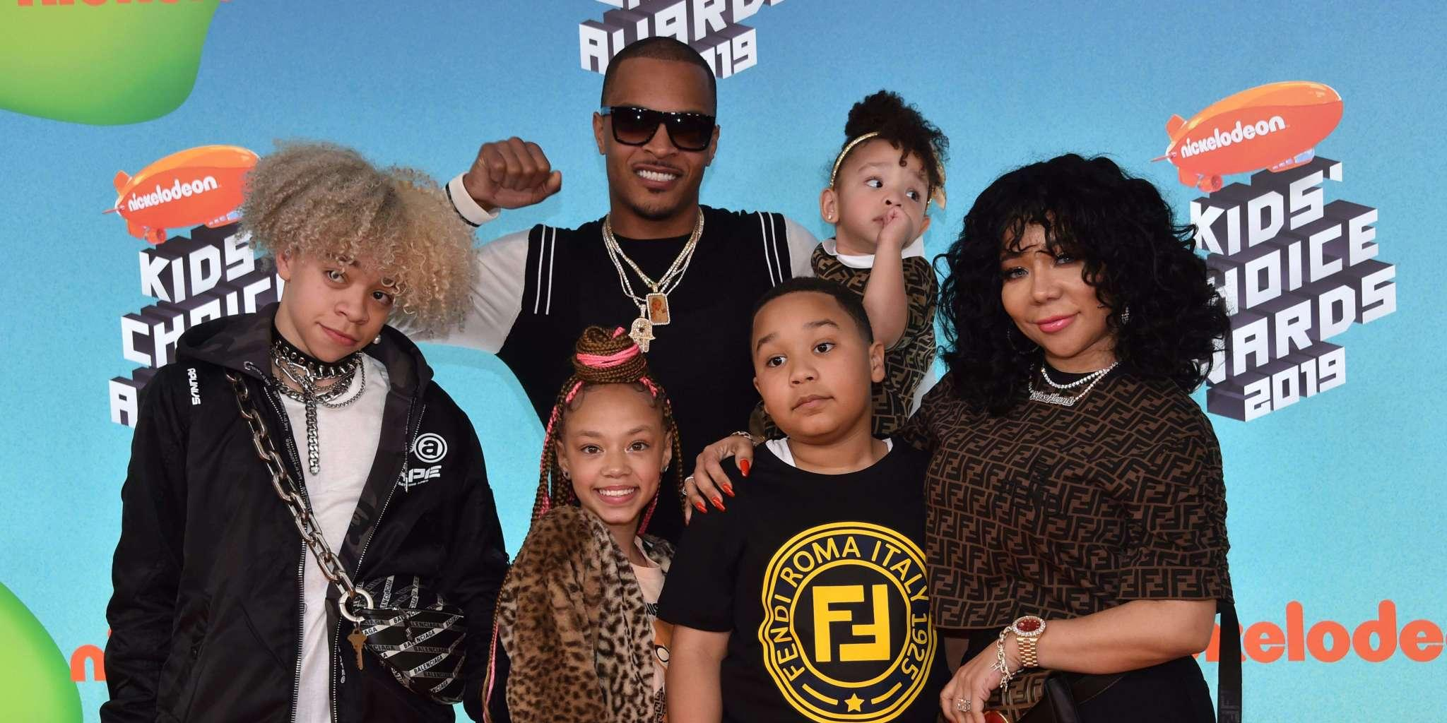 T.I.'s Fans Say He's The Epitome Of What Men Should Strive To Be As Fathers