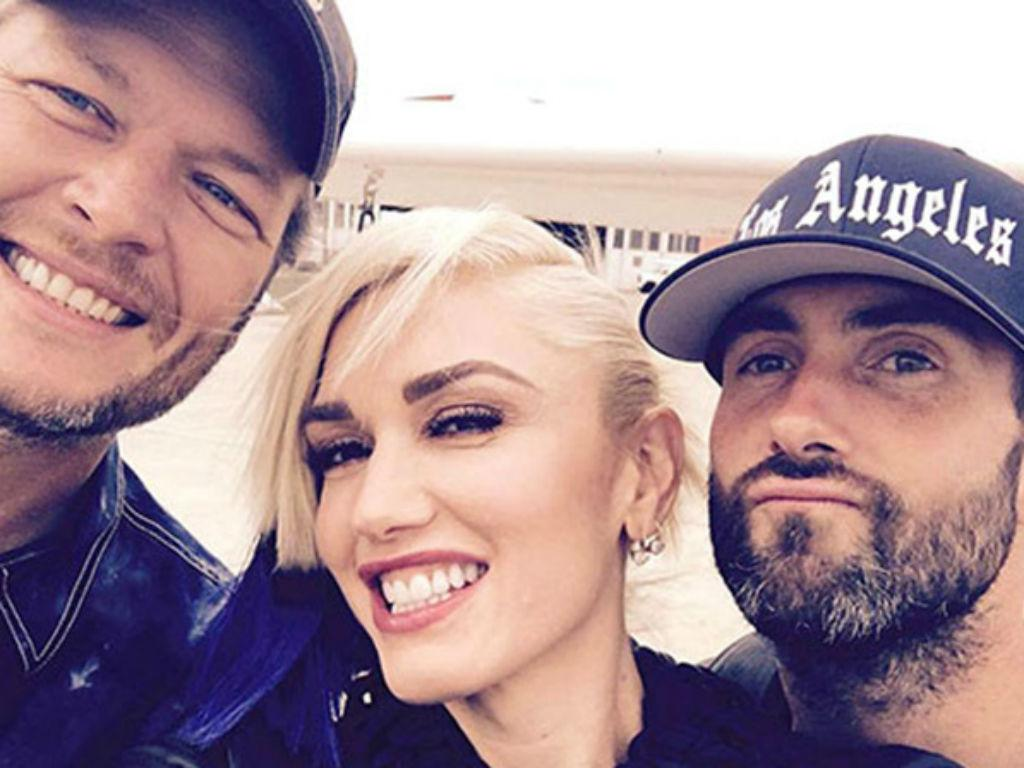Gwen Stefani Opens Up About Replacing Adam Levine And Working With Boyfriend Blake Shelton On The Voice