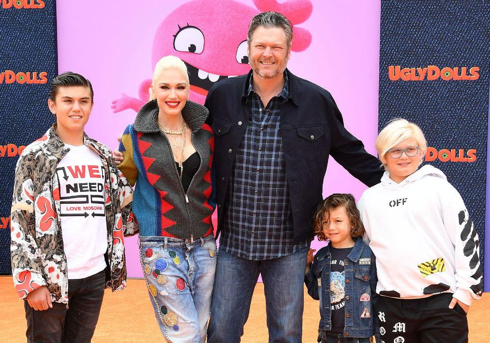 Gwen Stefani's Boys Played A Major Role In Her Relationship With Blake Shelton