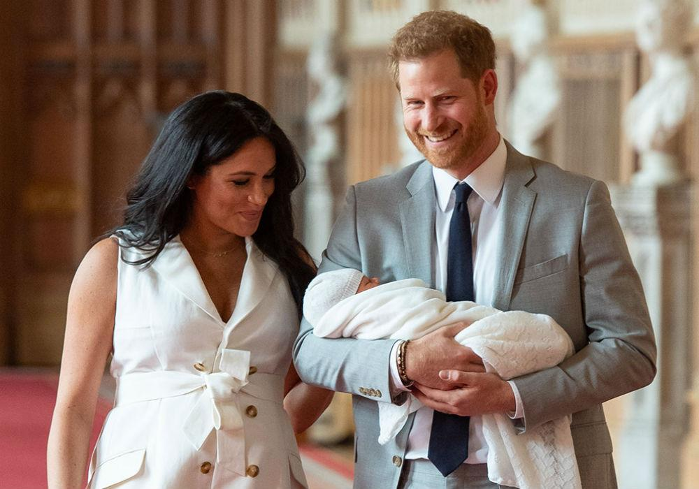 Inside Meghan Markle's Life As A New Mom With Prince Harry And Baby Archie Harrison