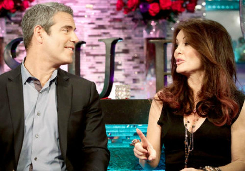 Is Andy Cohen Forcing Lisa Vanderpump To Attend The RHOBH Season 9 Reunion?