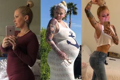 Jenna Jameson Goes Viral For Sharing Weight Loss And Diet Tips As She Focuses On Her Family