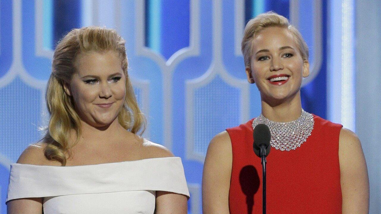 Jennifer Lawrence Jokingly Complains Amy Schumer Doesn't Have Time For Her Anymore Since Giving Birth