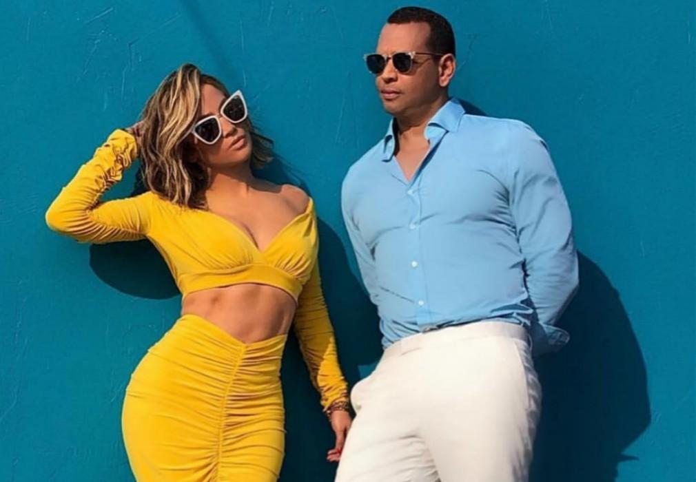 Jennifer Lopez And Alex Rodriguez Go Viral For New Workout Video — Calls A-Rod Her Favorite Workout Partner