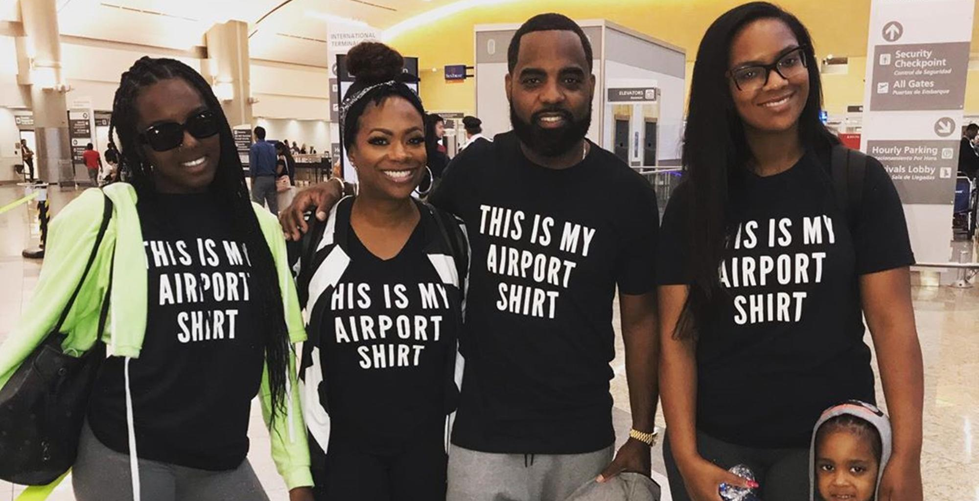 Kandi Burruss Is Now Focusing On Todd Tucker And Father's Day After Sharing Family Vacation Picture Wearing A Pink Bathing Suit