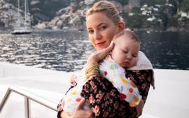 Kate Hudson Gives Special Birthday Shout-Out To Danny Fujikawa — Shares New Photos Of Rani Rose