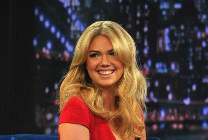 Kate Upton Flaunts Stunning Post Baby Body In Black Swimsuit Months After Daughter's Birth
