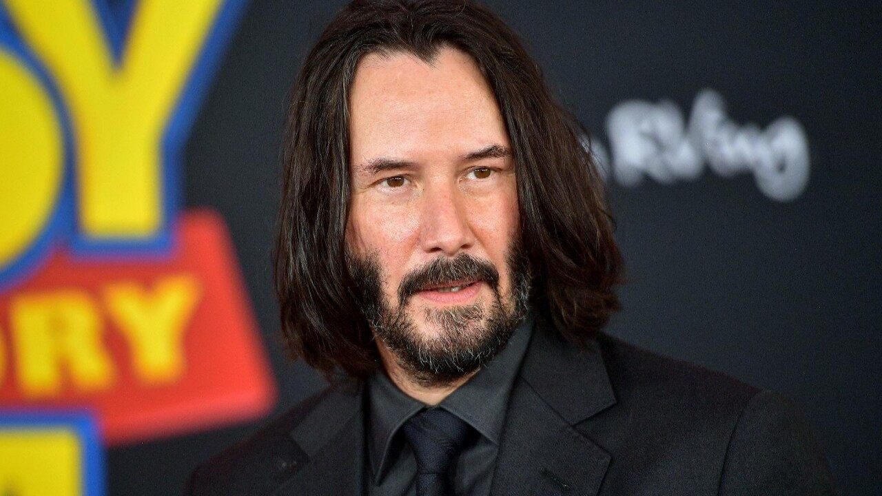 Keanu Reeves - Fans Start Petition For The Actor To Become 'Time's Person Of The Year'